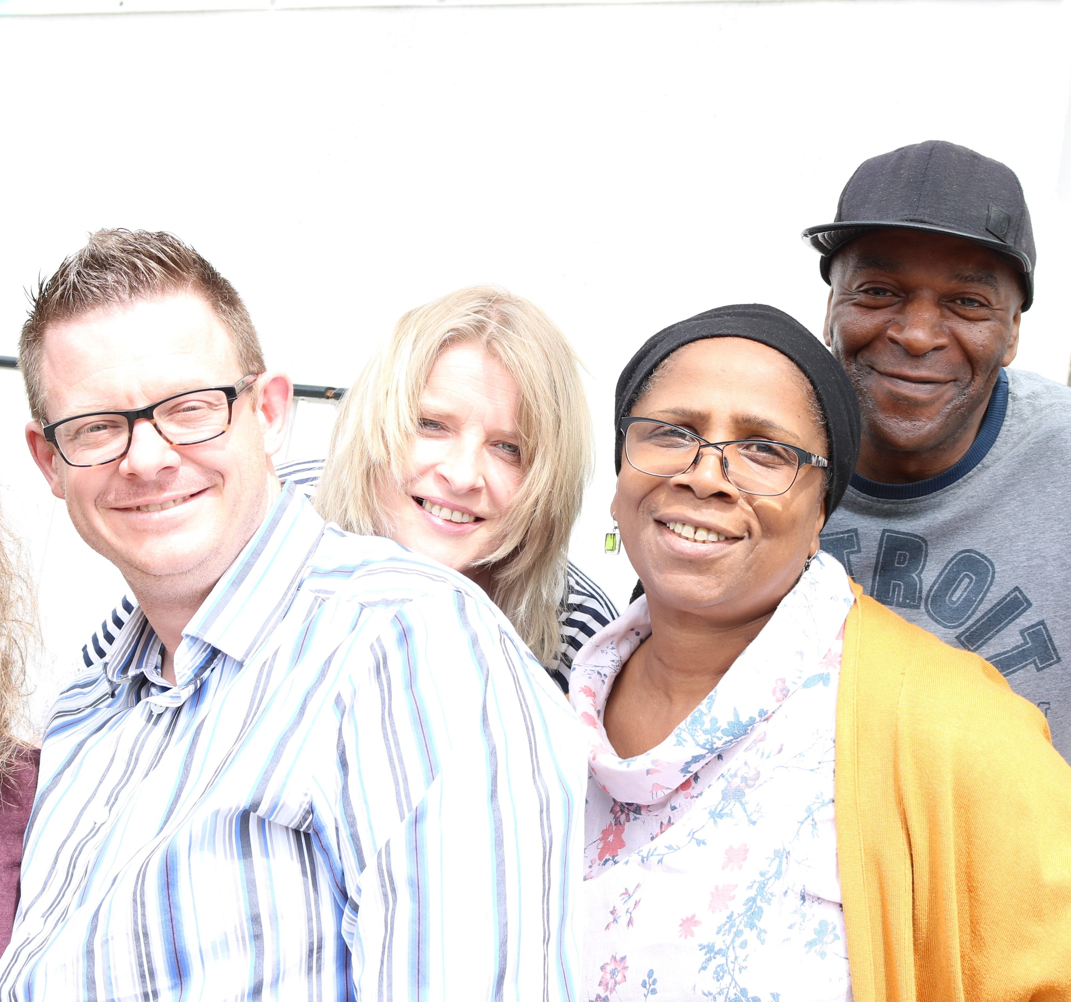 Hope into Action: Black Country Team
